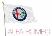 alfa romeo flag