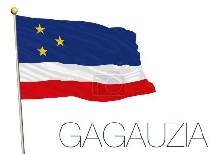 Gagauzia flag, Moldova