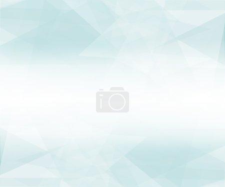 Photo for Geometrical triangular background - Royalty Free Image