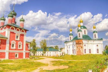 Russia Epiphany nunnery Fedorovskaya Church Smolen...