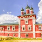 Russia Epiphany nunnery Church Smolensk icon Mothe...