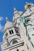 Nejsvětějšího srdce Sacre Coeur kostel Montmartre