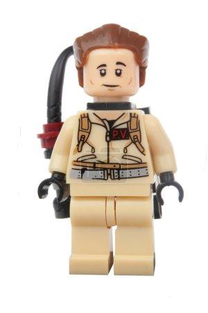 Peter Venkman Ghostbusters Lego Minifigure