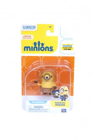 Medieval Minion Action Figure