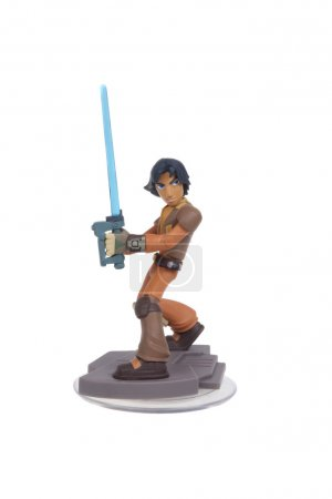 Ezra Bridger Disney Infinity 30
