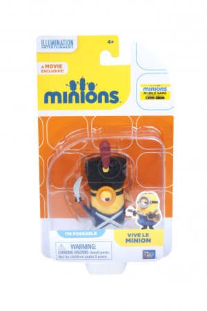 Viva Le Minion Action Figure