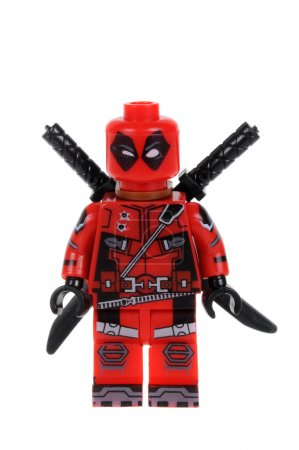 Deadpool Mini figure