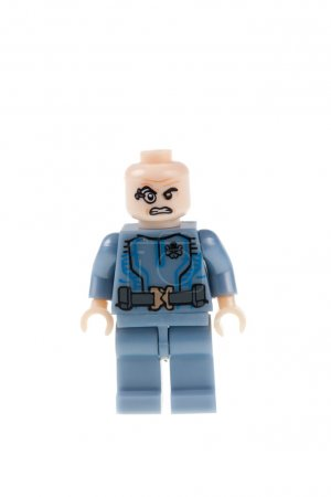 Baron Von Strucker Custom Lego Minifigure
