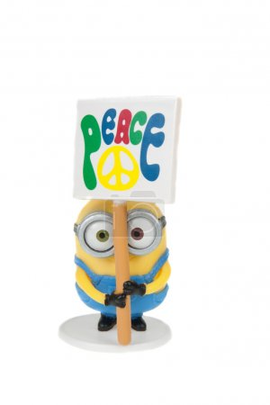 Minion Action Figure
