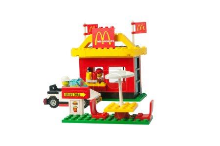 Lego Set 3438 McDonalds Restaurant