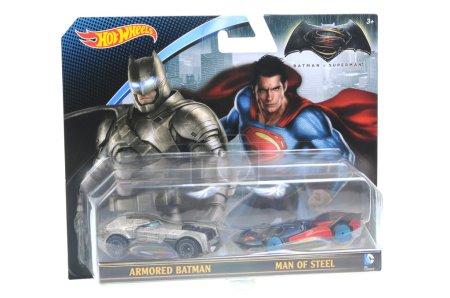 Batman vs Superman Hot Wheels