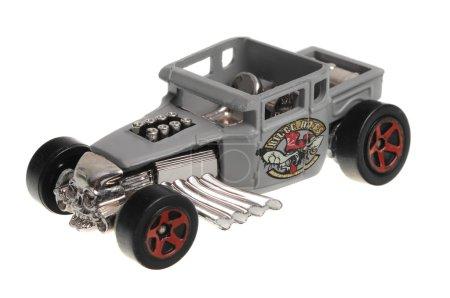 2007 Bone Shaker Hot Wheels
