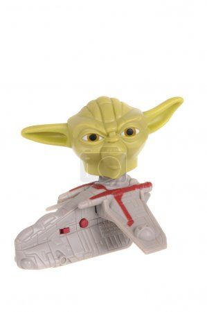 Yoda Happy Meal Toy