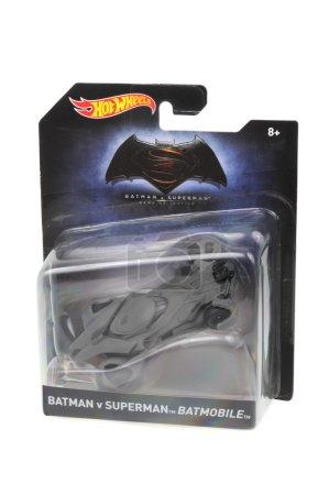 Batman V Superman Batmobile Hot