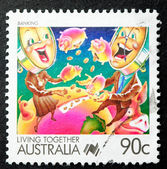 Francobollo australiano