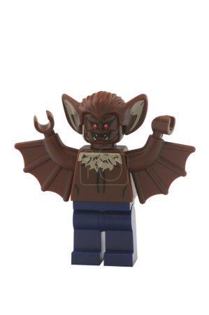ManBat Lego Minifigure