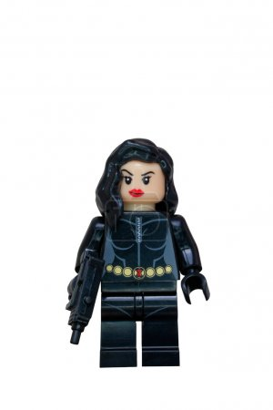Черная Вдова Минифигурка