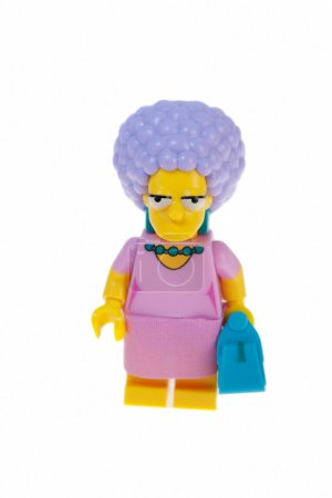 Patty Bouvier Lego Minifigure