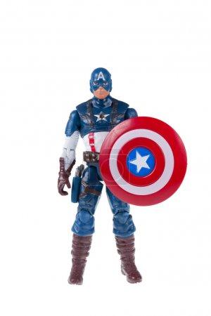 Капитан Америка Фигурку
