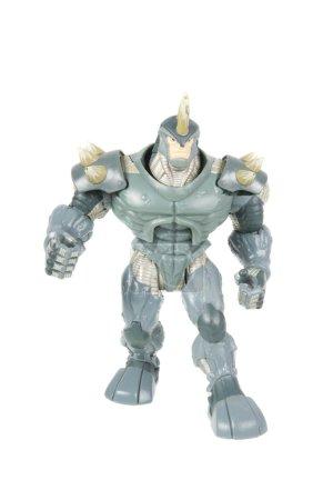 Rhino Action Figure