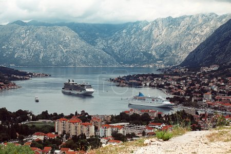 Photo for Beautiful summer Beach in Montenegro - Royalty Free Image