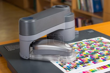 ICC Profiling with Spectrophotometer