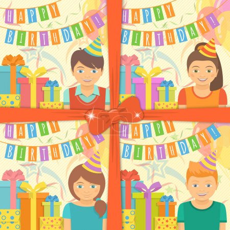 Happy Birthday Cards for Kids
