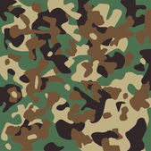 US Woodland camouflage pattern