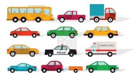 Simple cars