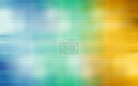 Foto de Gradiente de desenfoque de fondo abstracto textura borrosa suave de colores pastel de la naturaleza - Imagen libre de derechos