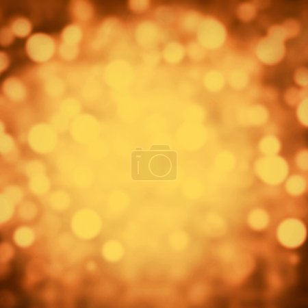 Photo for Defocused Night Vintage shiny lights Christmas Bokeh background like splashes. Christmas blur background with glowing bokeh - Royalty Free Image