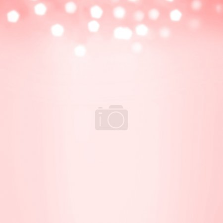 Christmas  background with sparkle