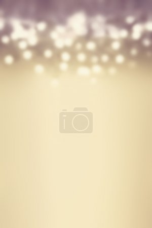 Defocused Bokeh twinkling lights