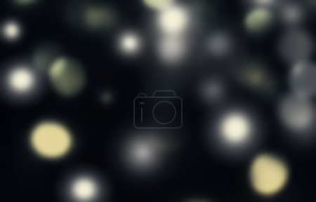 twinkling lights Christmas background