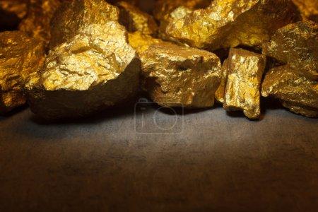 mound of gold