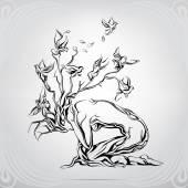 Freeing from captivity symbol