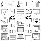 Designer Website Icons