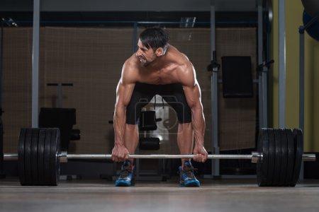 Deadlift Workout For Back