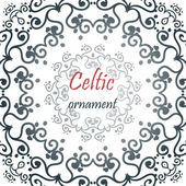 Mandala celtic ornament