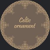 Mandala celtic ornament