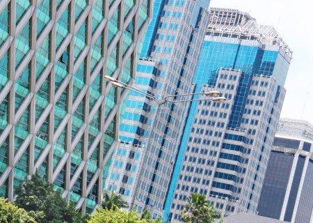 Photo pour Bâtiments modernes - image libre de droit