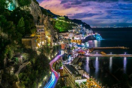 Beautiful Amalfi Italy