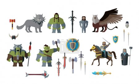Warcraft Game Icons