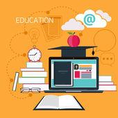 Online vzdělávání, odborné vzdělávání