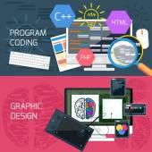 Kódování a grafický návrh programu