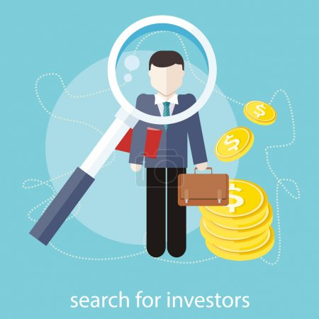 Search for investors