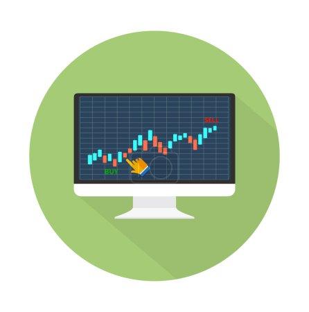 Data analyzing in forex market