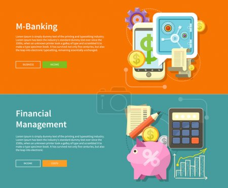 Internet Online Banking and Financial Management