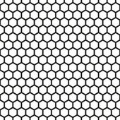 Seamless Honeycomb Pattern Texture