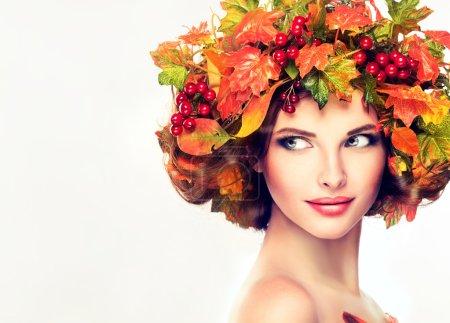 autumn Beauty girl